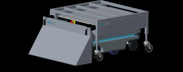 ROEQ Cart C300 - for Mir100 end Mir200 - Step 2