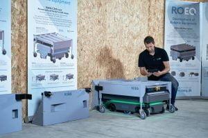 ROEQ - Robotic Equipment for MIR robots