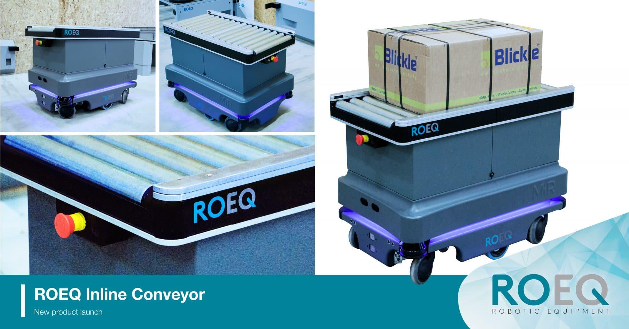 ROEQ Inline Conveyor
