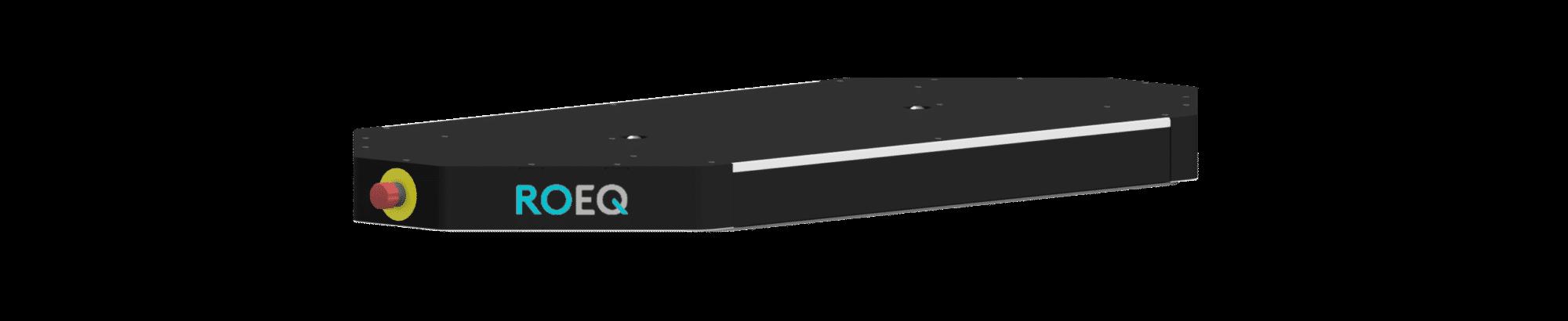 Shelf Carrier Extended top module for MiR250