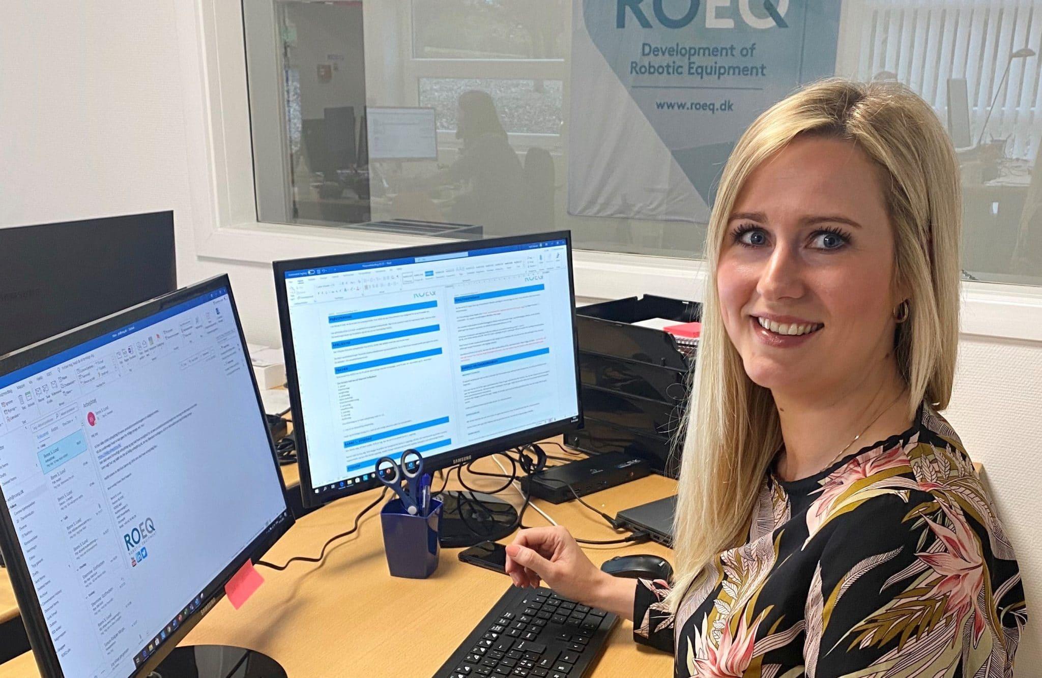 HR and Office Coordinator, Joy Eilsø Hansen