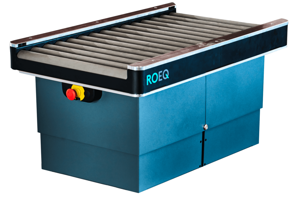 TR125 Top Roller for MiR 100 and MiR 200 from ROEQ - Robotic Equipment