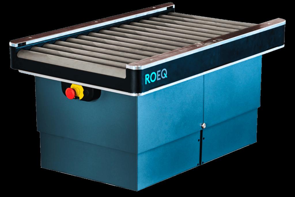 MiR 100およびMiR 200用 ROEQ - Robotic Equipment製TR125 Top Roller