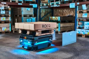 ROEQ TML200 Lifter Solution for the MiR250
