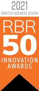 RBR50 Robotics Innovation Awards Recognition